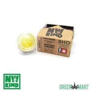 NW Kind Extracts - Cascade Chronic Live Resin Diamonds N Sauce
