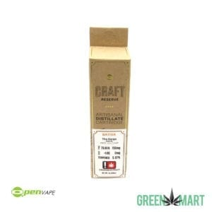 O.pen Vape Craft Reserve Cartridge - The Gorge 1g