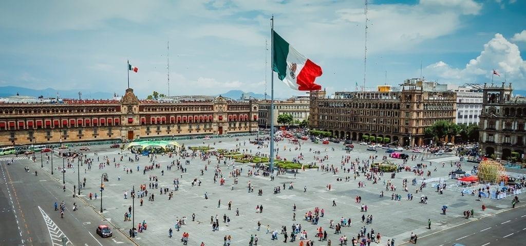 Mexico Plaza