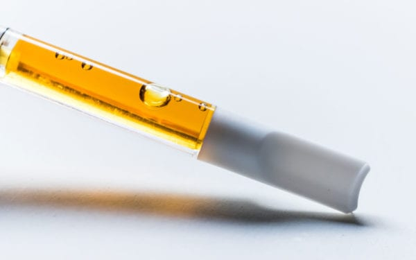 Leafly's investigation tracked a contaminated global supply chain for illicit market THC vape cartridges. (HighGradeRoots/iStock)