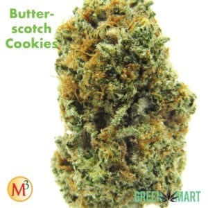Butterscotch Cookies by Mother Magnolia Medicinals