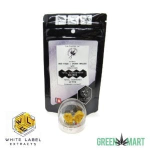 White Label Extracts - Dosi Face Creme Brulee HC