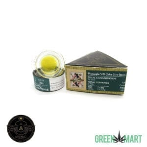 Artifact Extracts - Pineapple UD Cake Live Resin