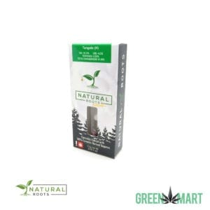 Natural Roots Extracts Cartridge - Tangelo Half Gram
