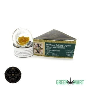 Artifact Extracts - Deadhead OG Terp Crystals