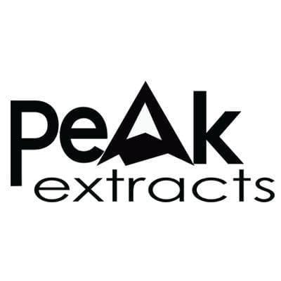 peak extracts logo