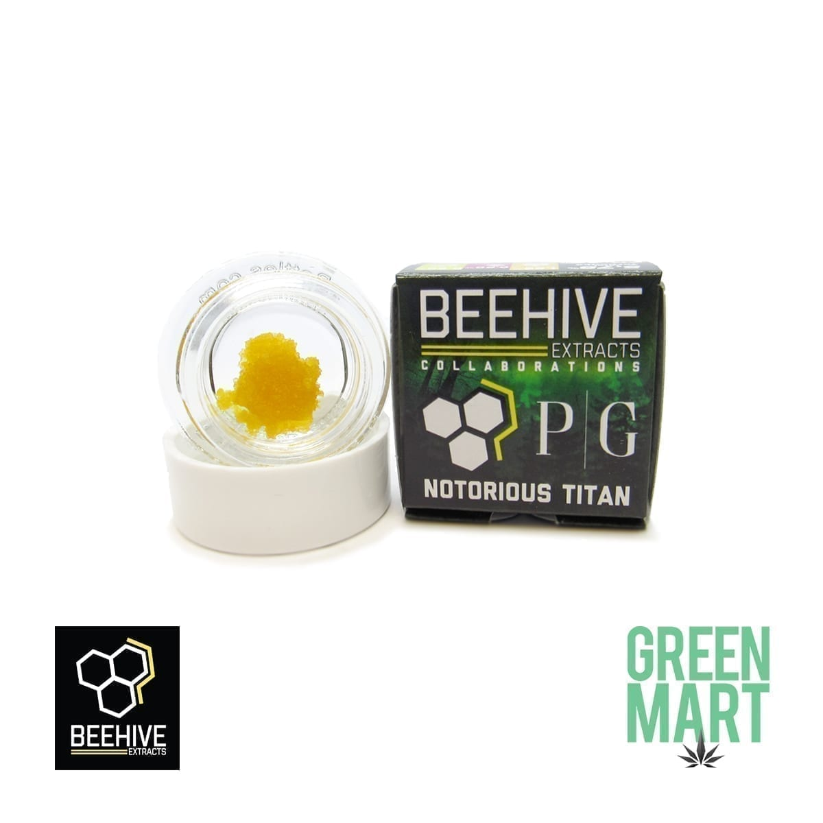 Bee Hive Extracts - Notorious Titan