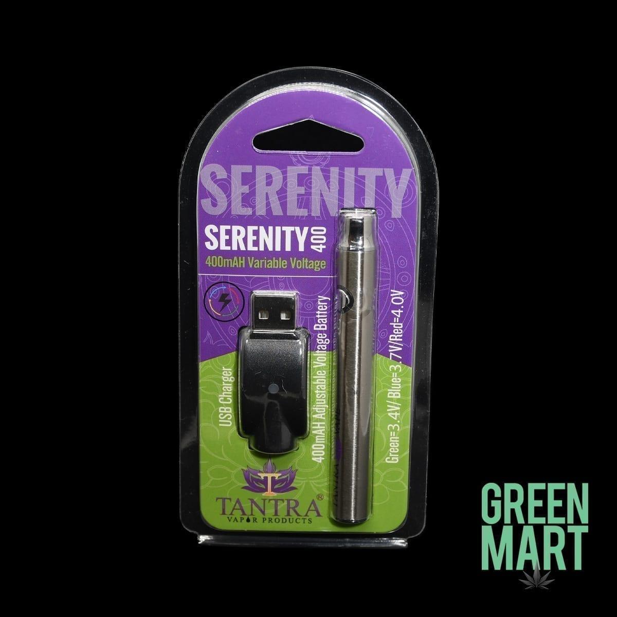 Serenety 400 Battery