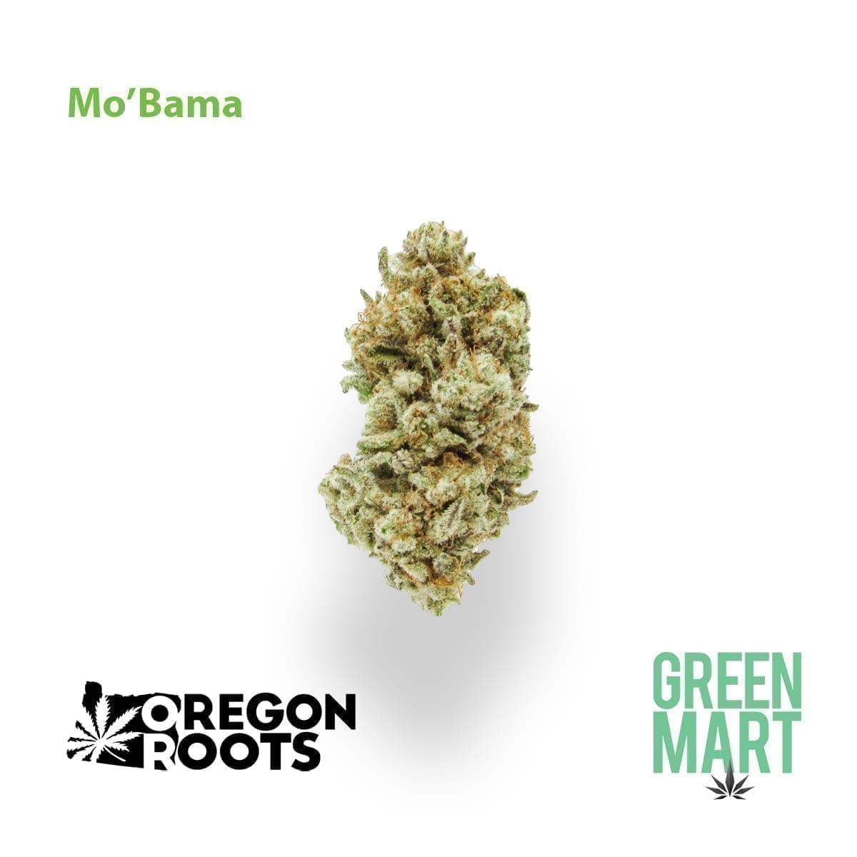 Mo'Bama Oregon Roots