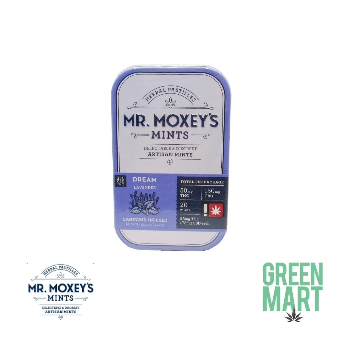 Mr. Moxey's Mints - 3:1 Dream Lavender Mints