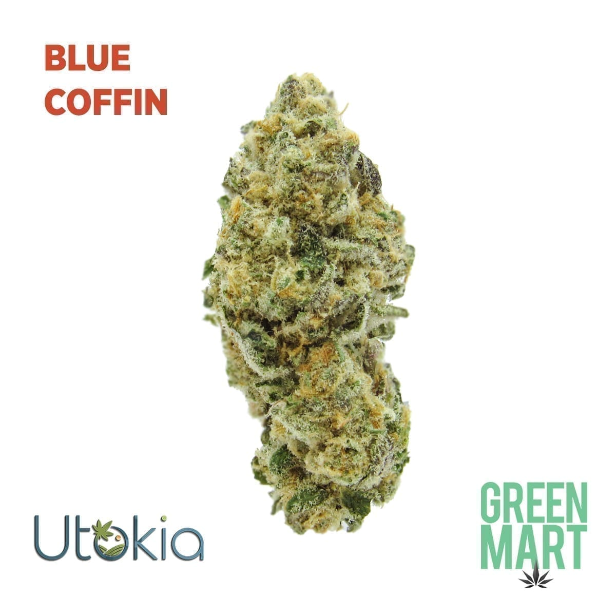 Blue Coffin by Utokia Farms
