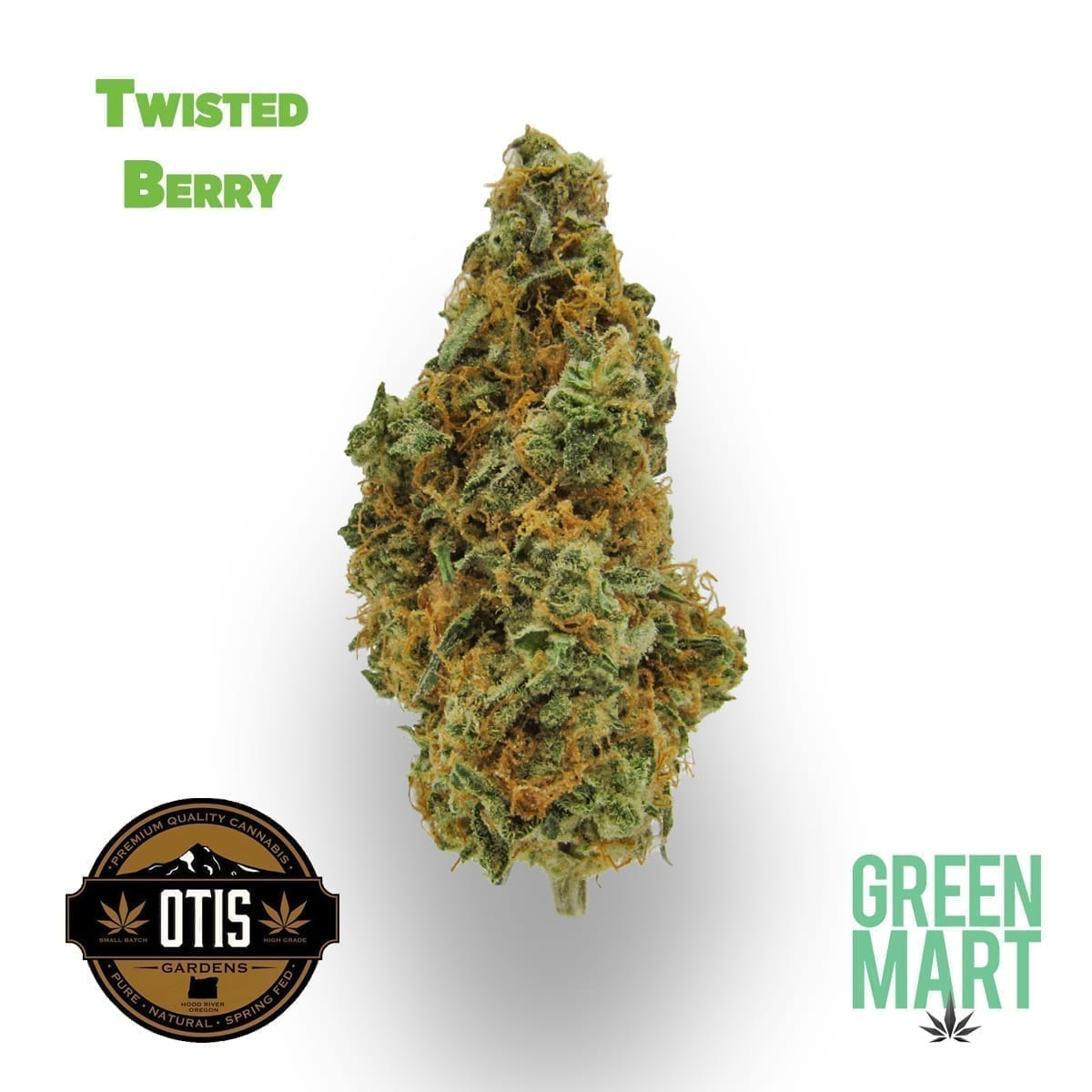 Twisted Berry by Otis Gardens