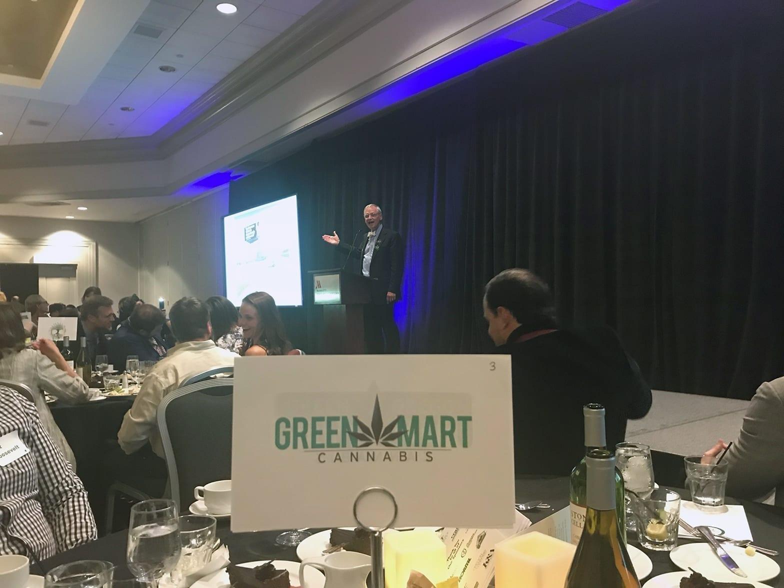 Green Mart Earl Blumenauer