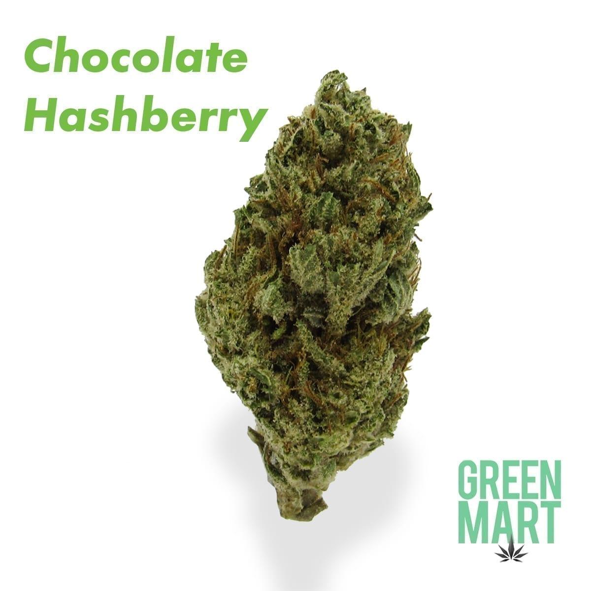 Chocolate Hashberry