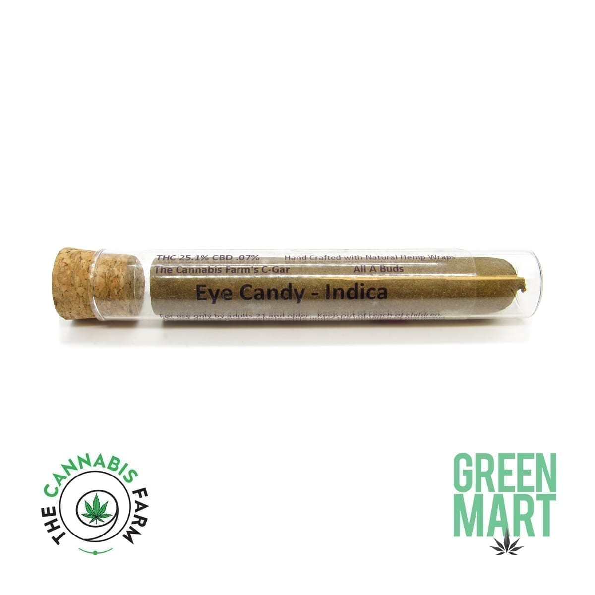The Cannabis Farm Eye Candy Cannagar