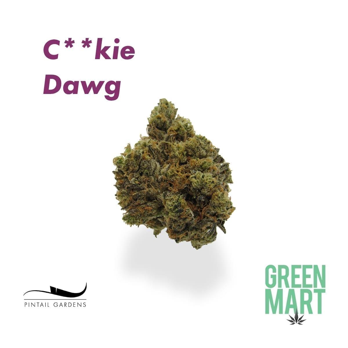 C**kie Dawg