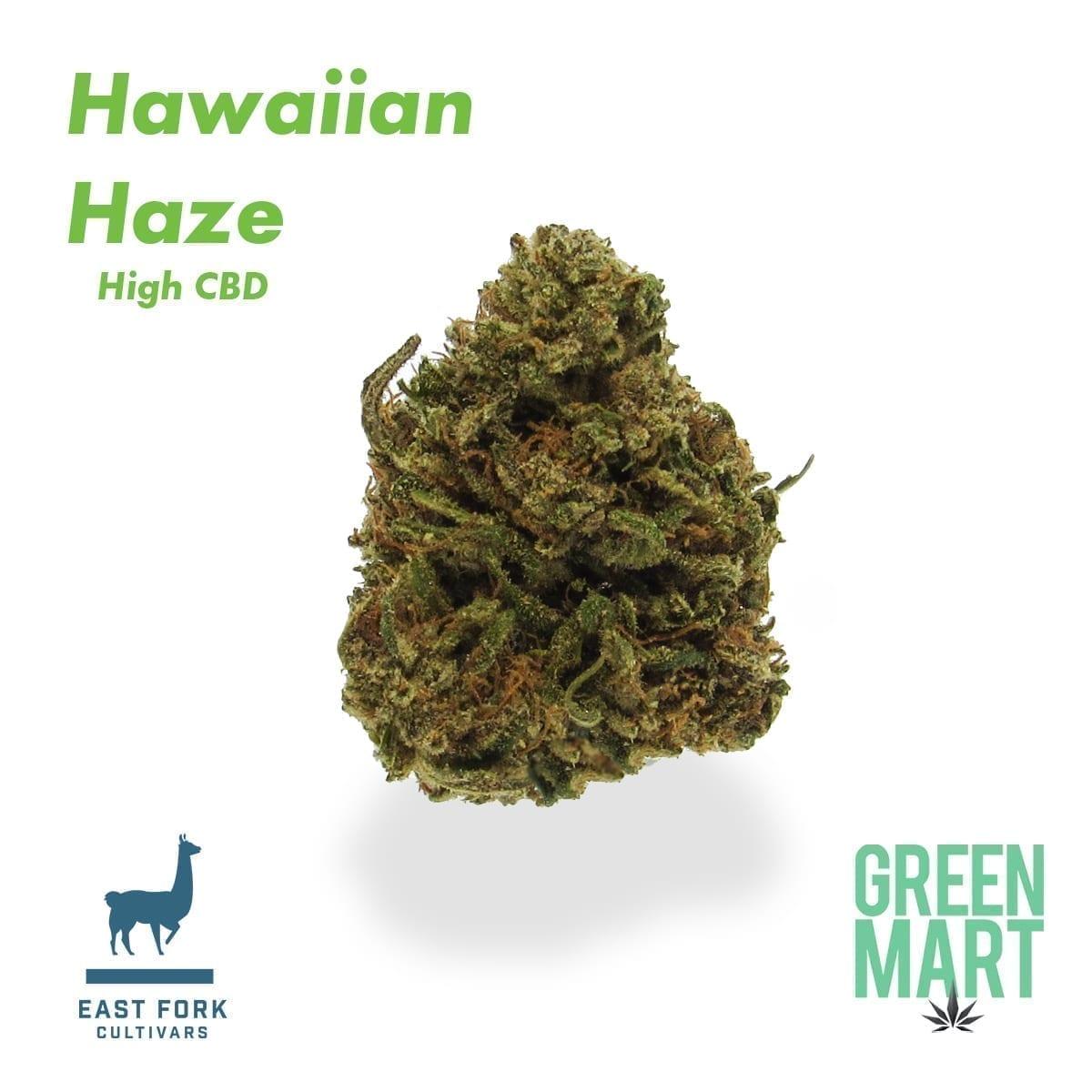 Hawaiian Haze - High CBD