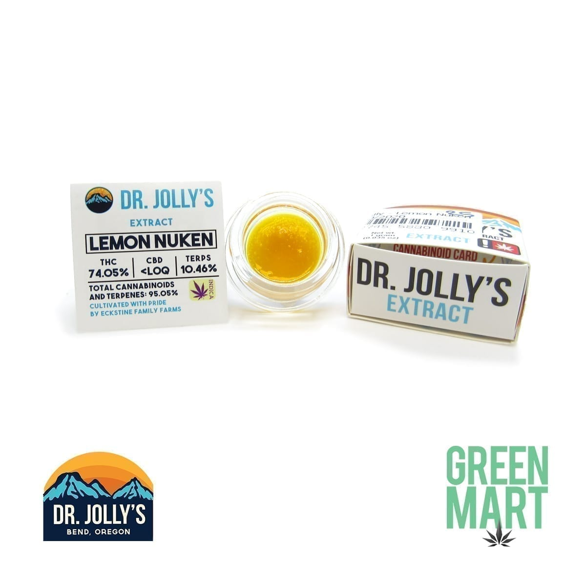 Dr. Jolly's Extracts - Lemon Nuken