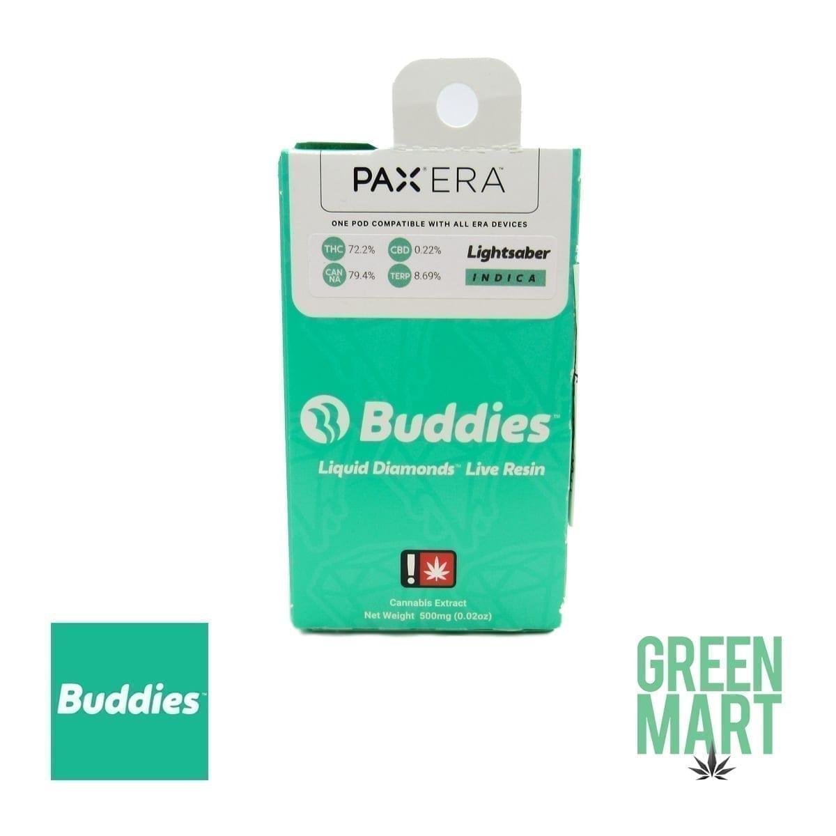 Buddies Lightsaber PaxPod