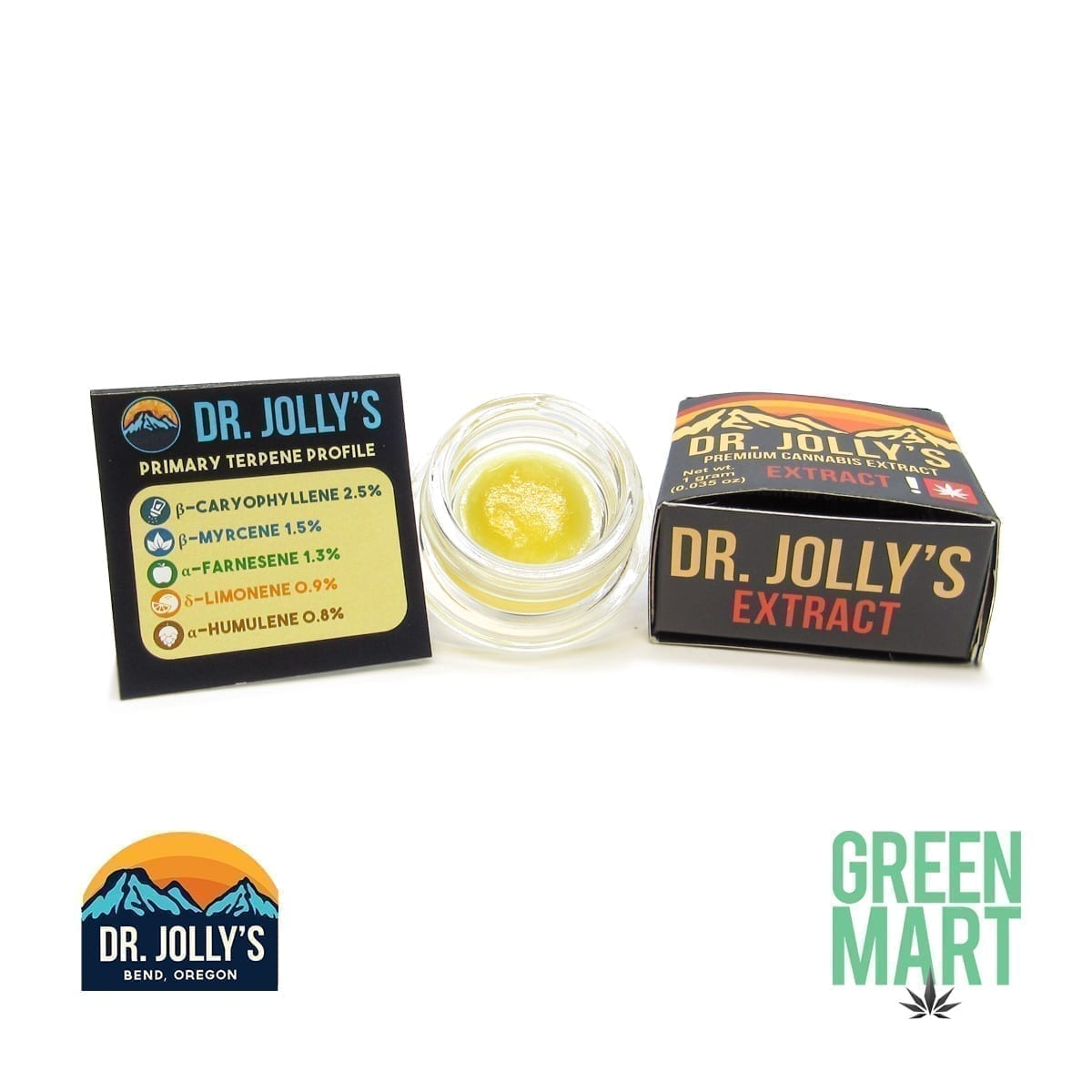Dr. Jolly's Extracts - Mob Boss X Oregon Diesel