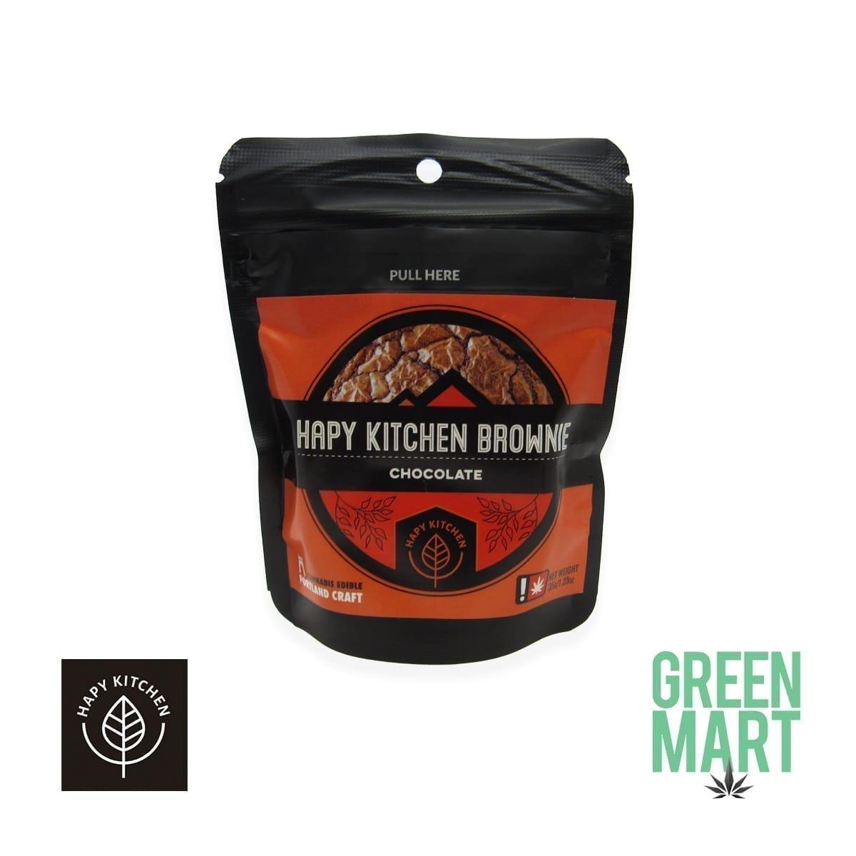 Hapy Kitchen - 50mg Single Brownie