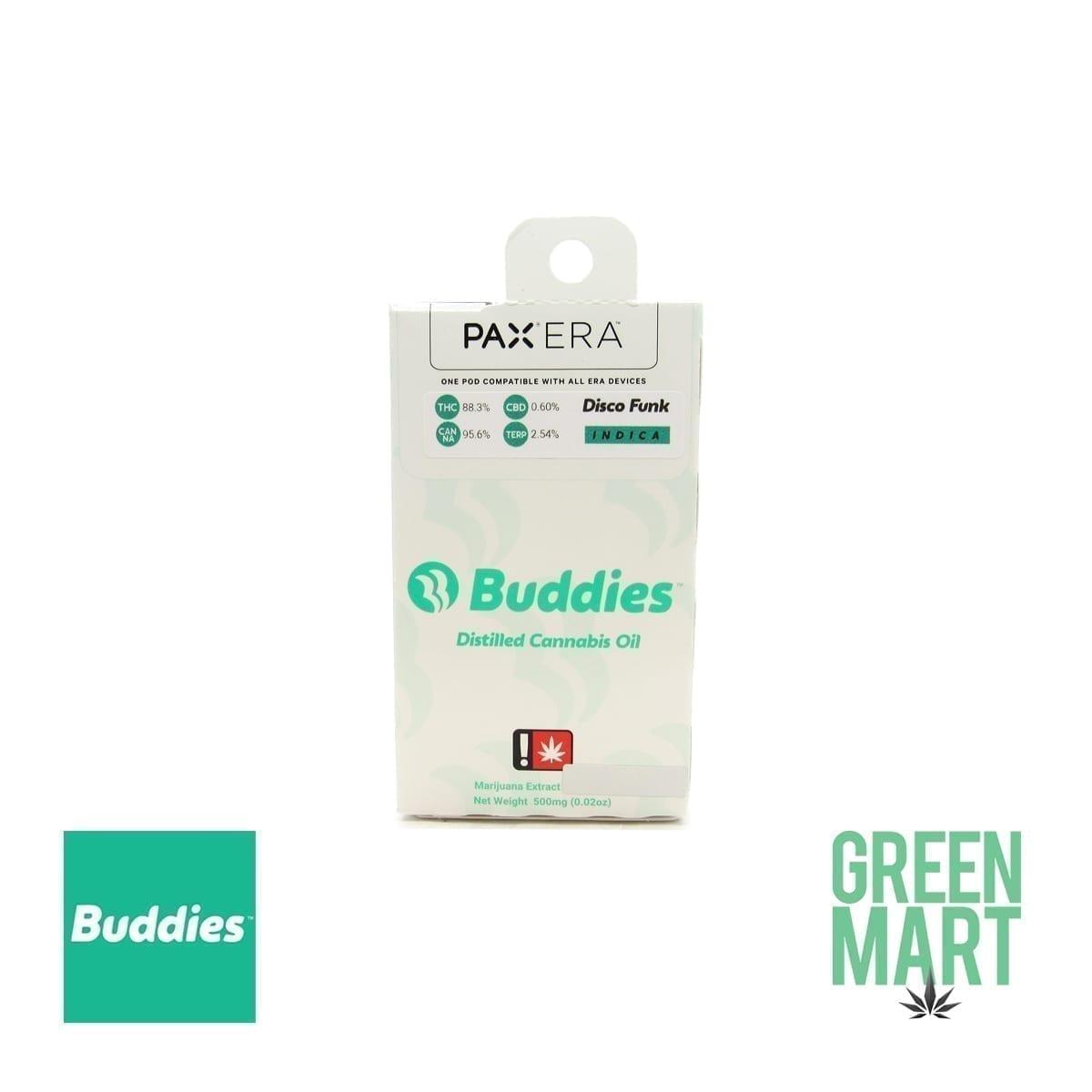 Buddies Brand Pax Pod - Disco Funk