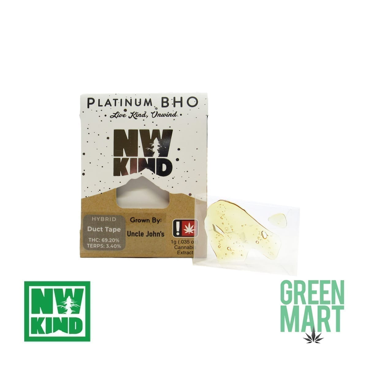 NW Kind Shatter - Duct Tape