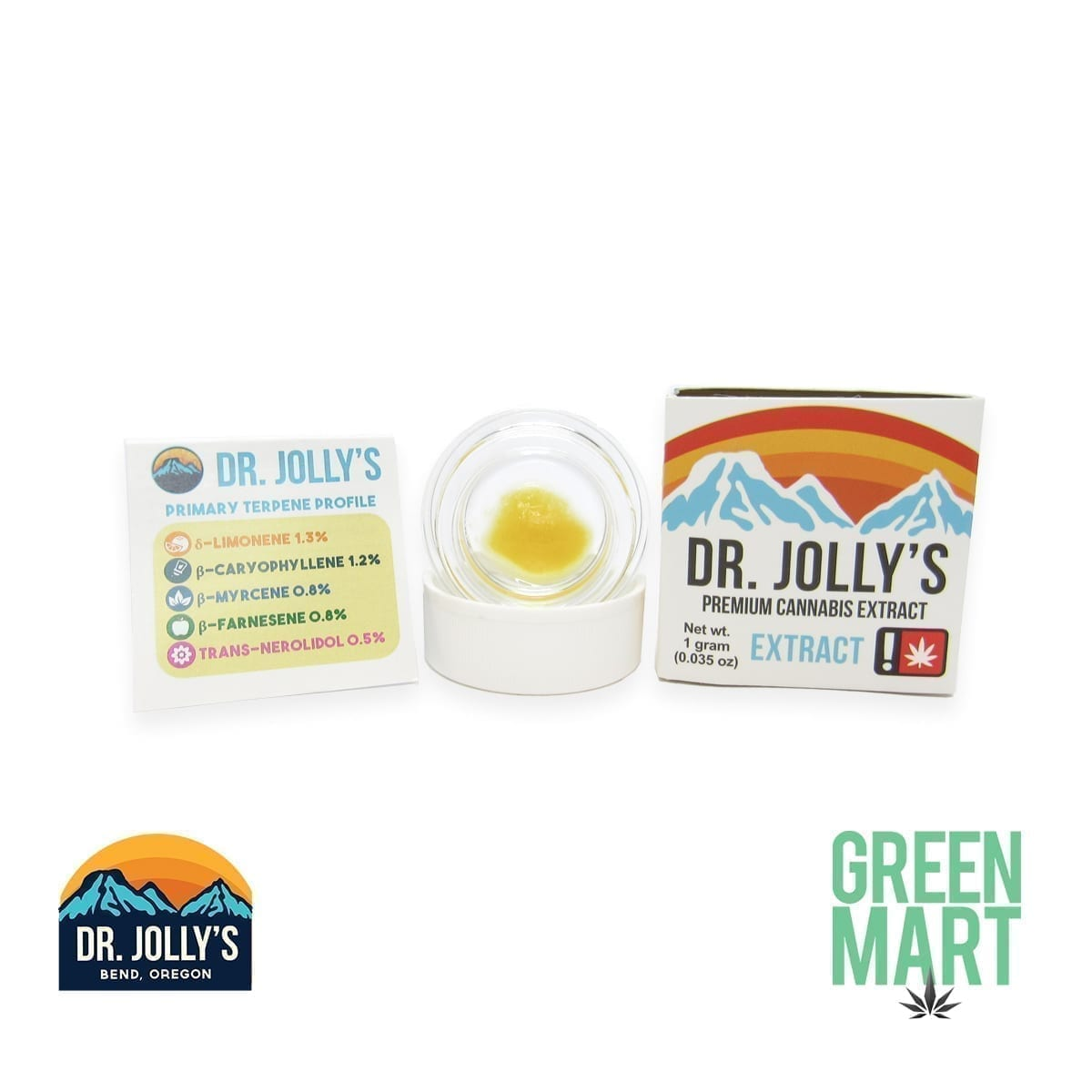 Dr. Jolly's Extracts - Heroes of the Farm Blend