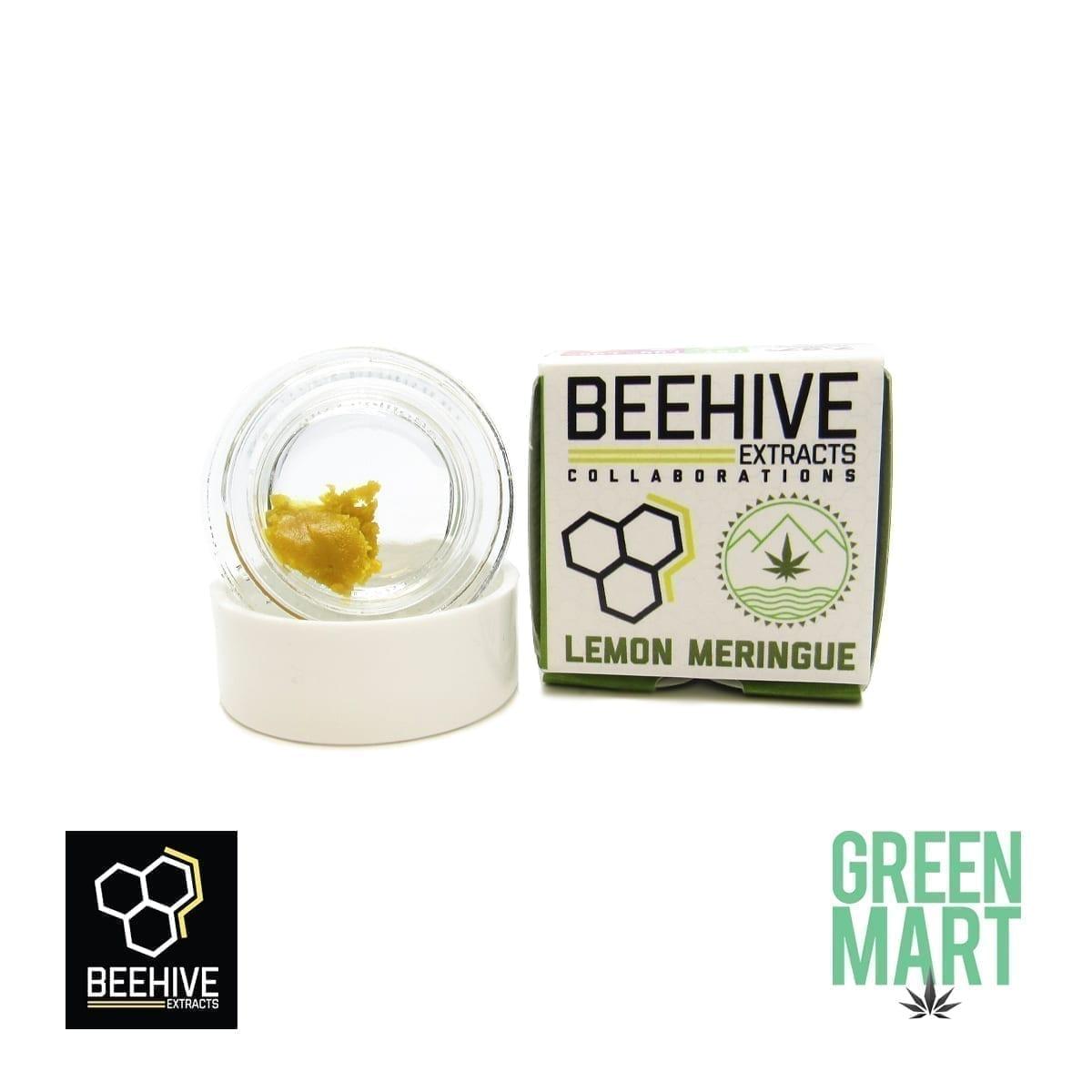 Bee Hive Extracts - Lemon Meringue Badder
