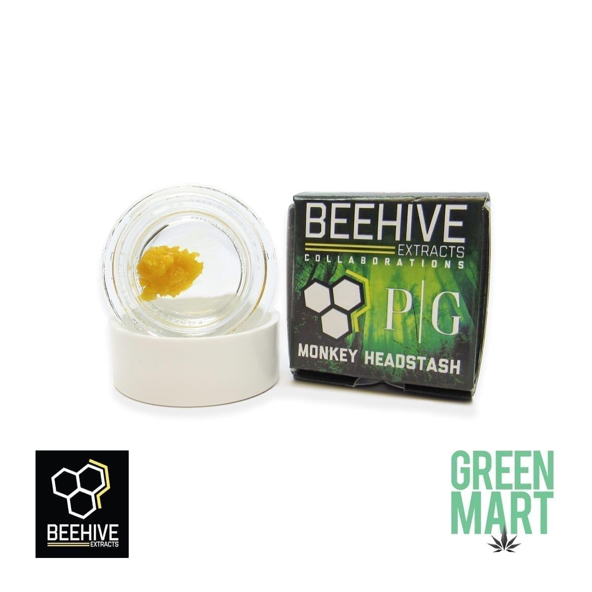 Bee Hive Extracts - Monkey Headstash Badder