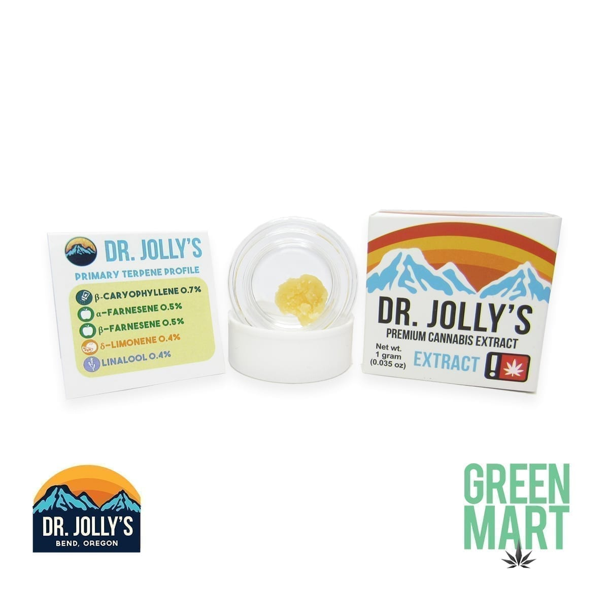 Dr. Jolly's Extracts - Schnozberries