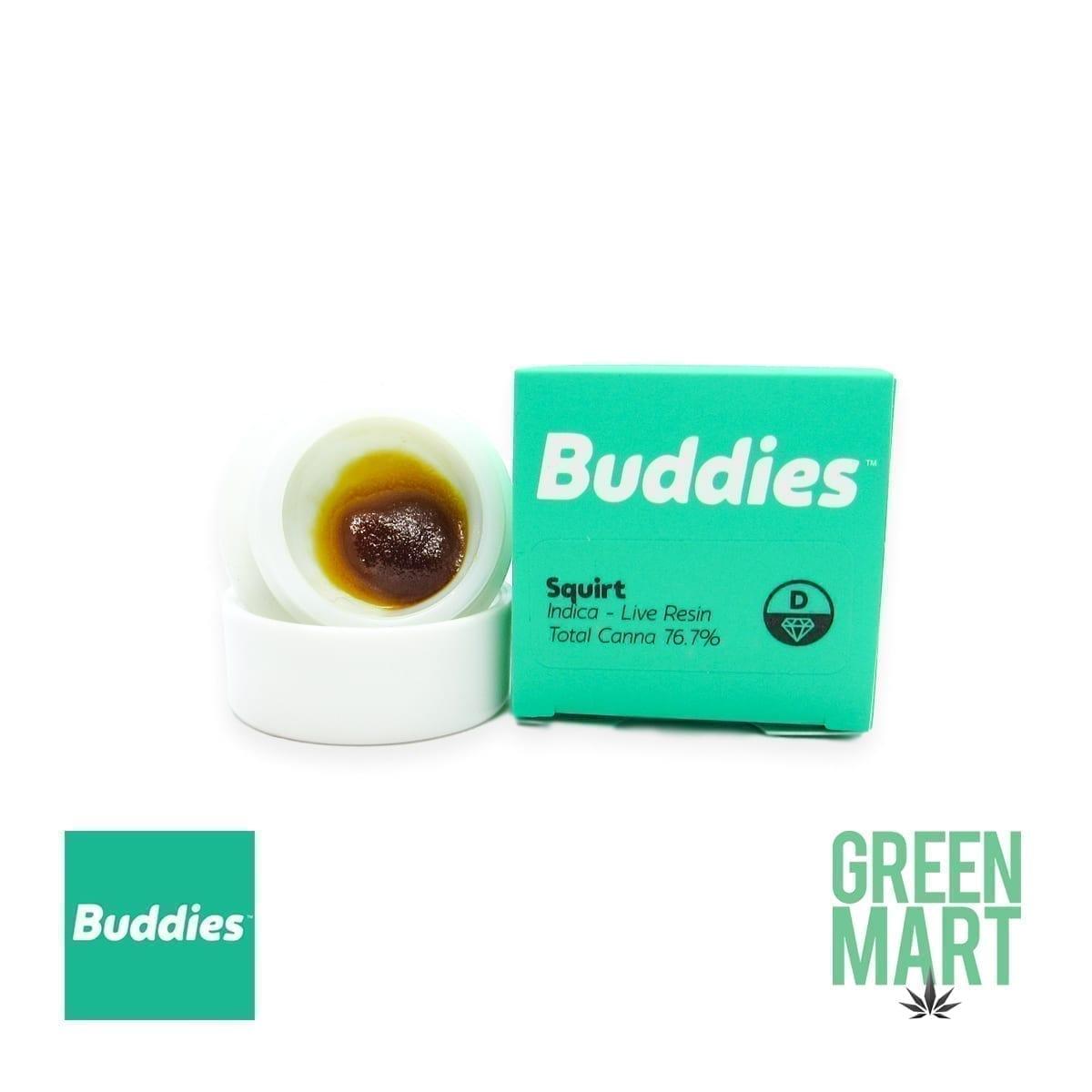 Buddies Dab - Squirt