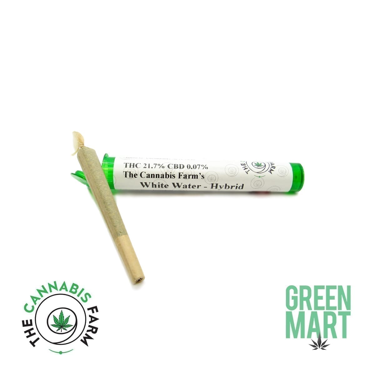 1g Pre-Roll White Water