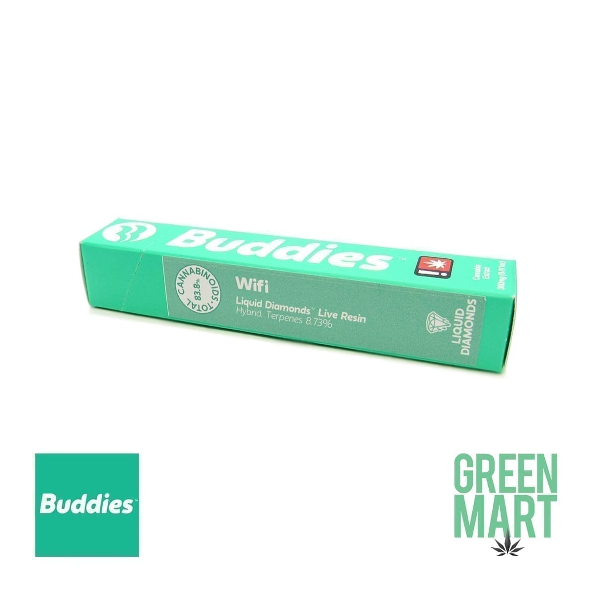 Buddies Brand Disposable Vape - WiFi