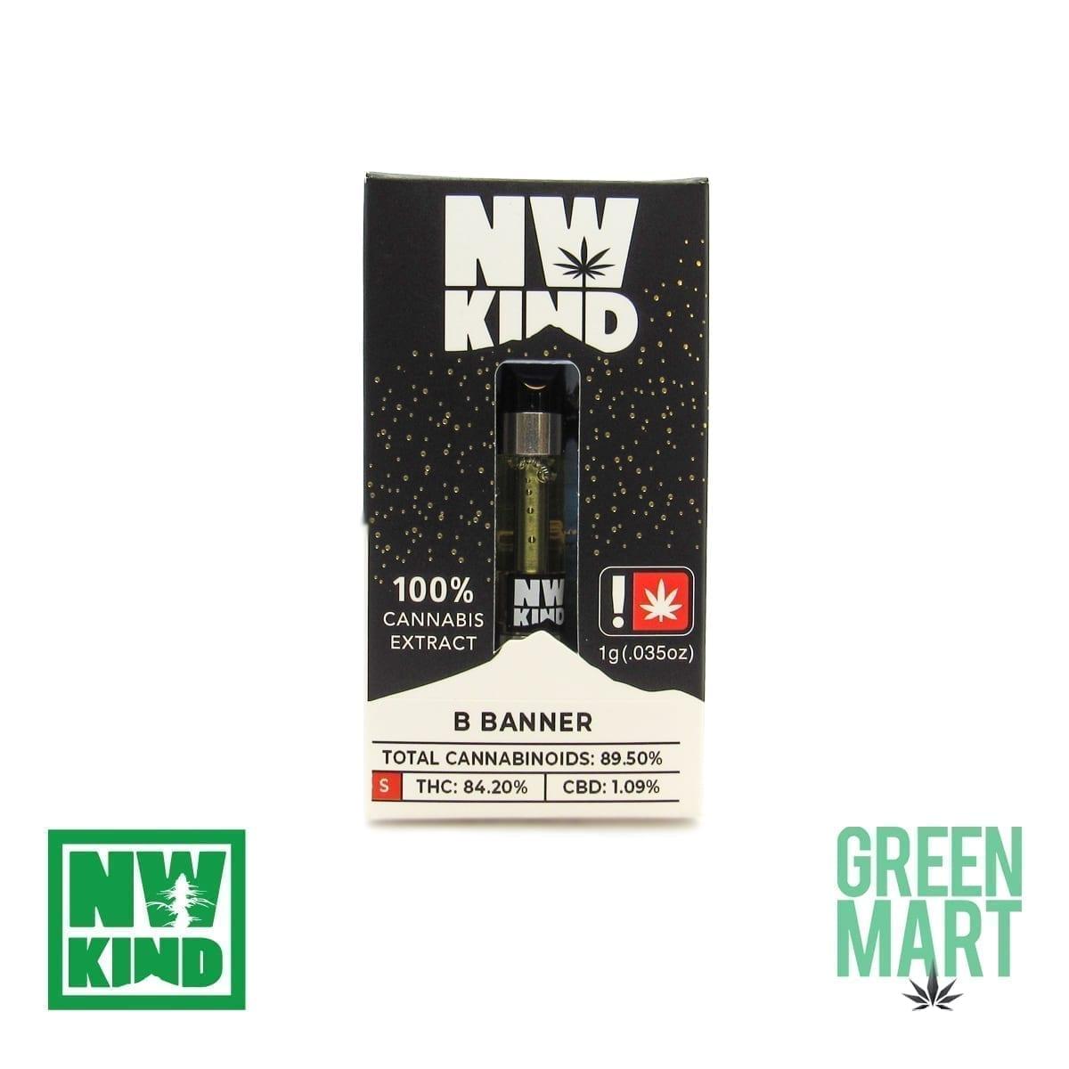 NW Kind Cartridge - Bruce Banner