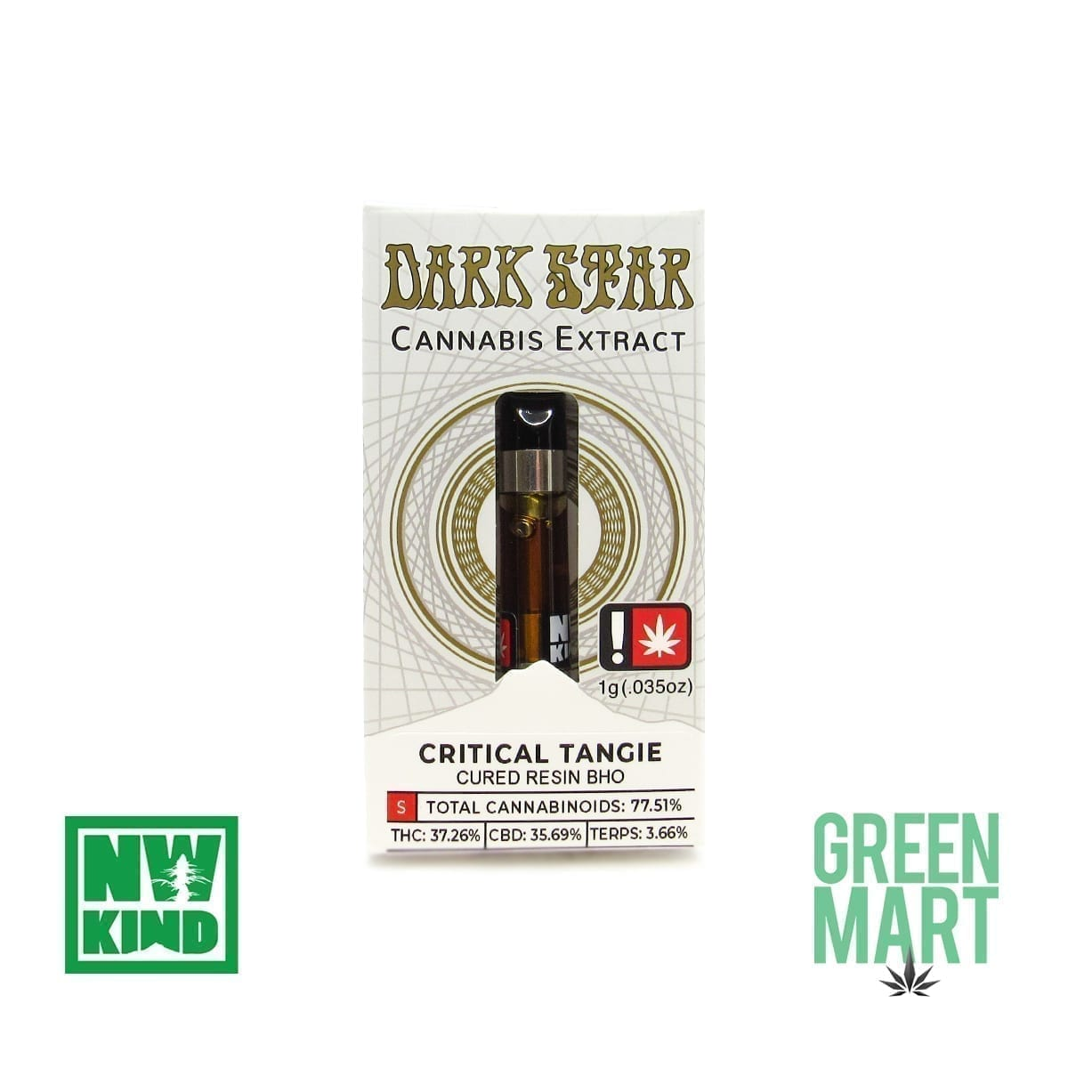 NW Kind Cartridge - Critical Tangie