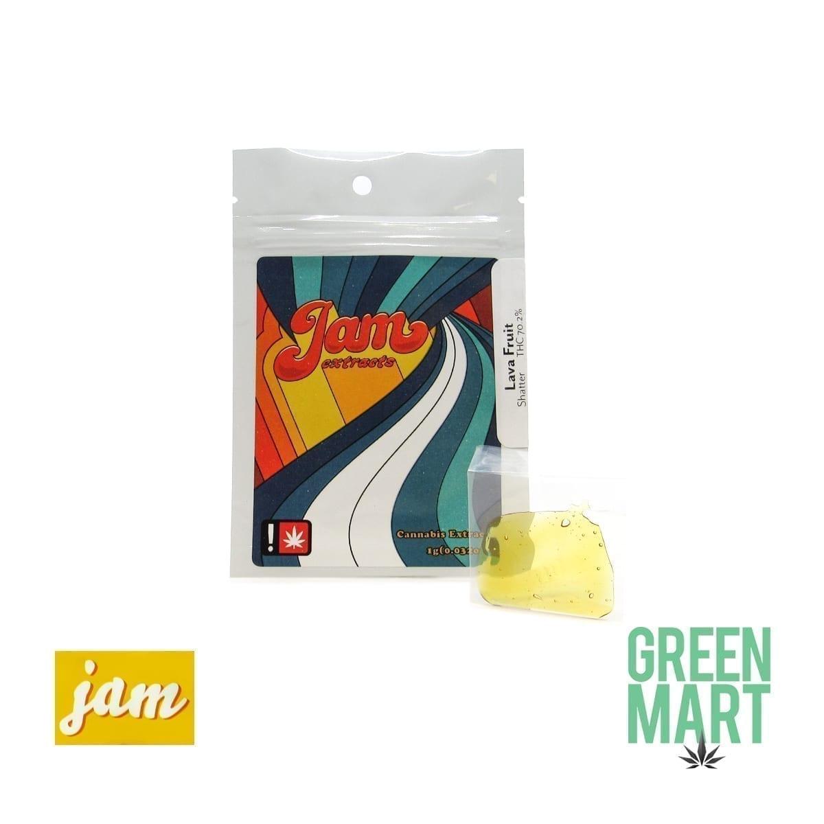 JAM - Lava Fruit
