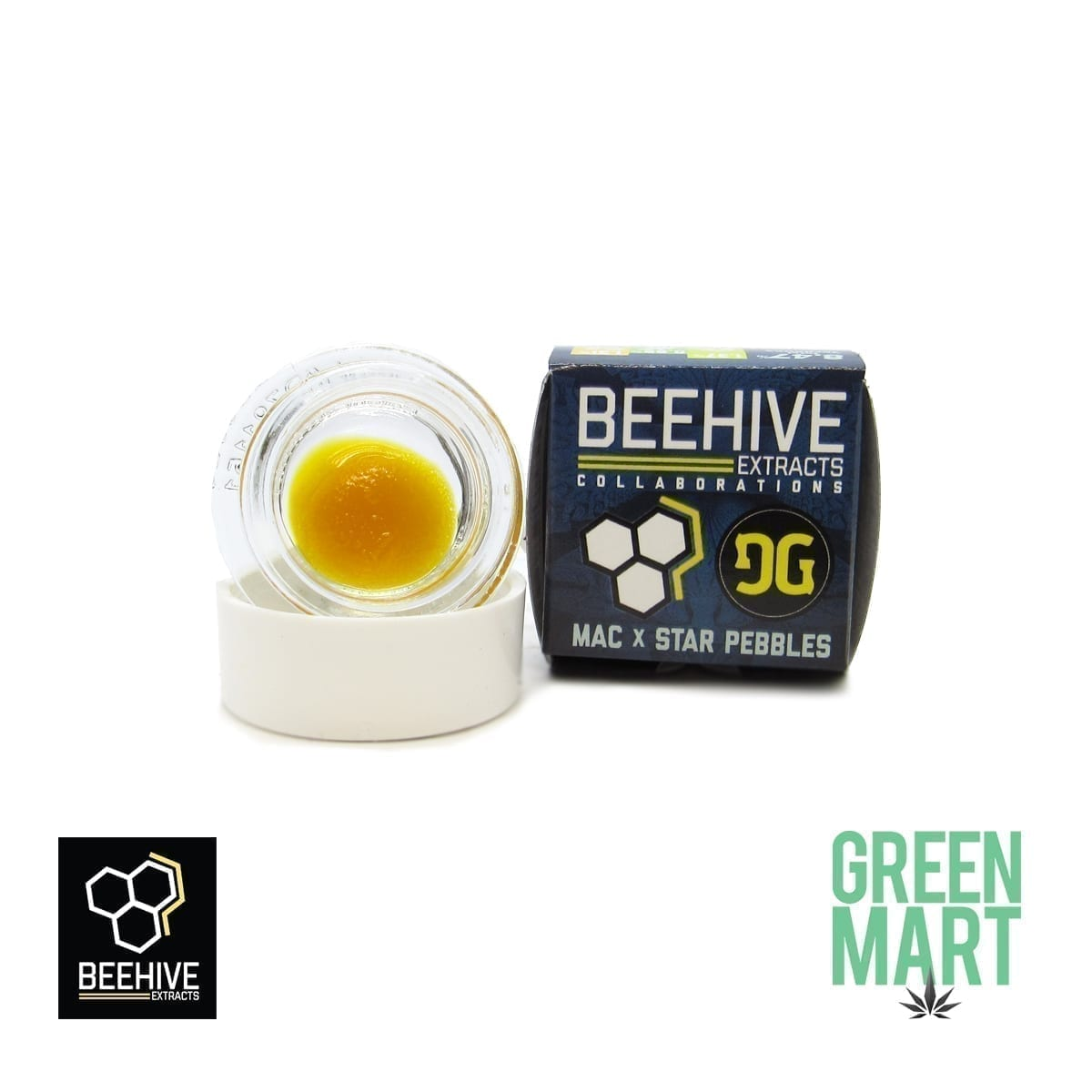 Bee Hive Extracts - MAC X Star Pebbles