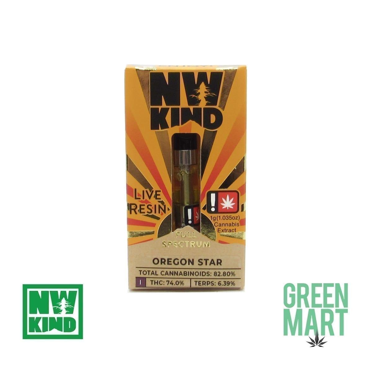 NW Kind Distillate Cartridge - Oregon Star
