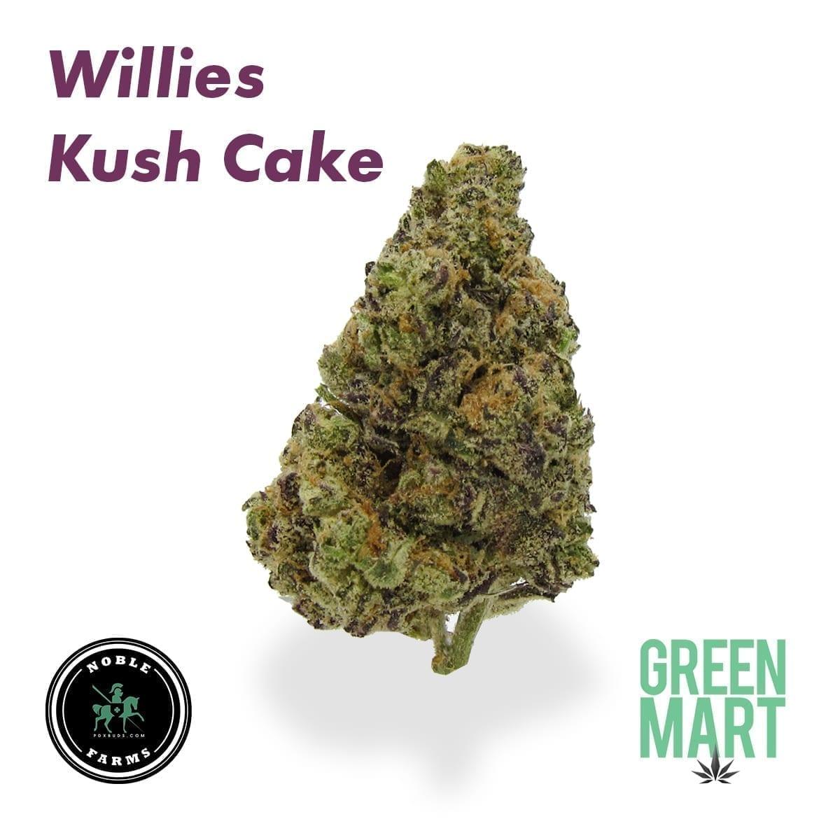 Willie's Kush Cake