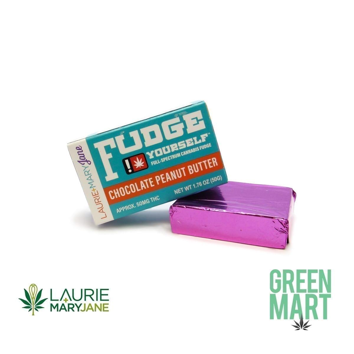 Fudge Yourself - Peanut Butter Fudge