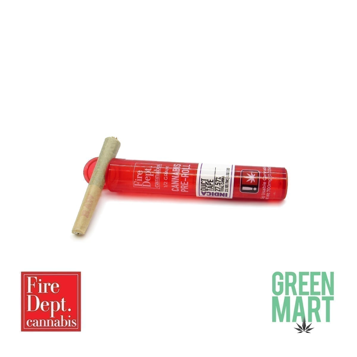 Duct Tape - .5G Pre-roll