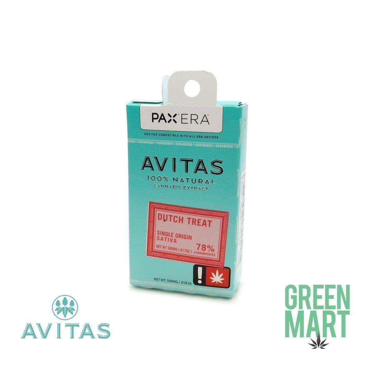 Avitas Pax Era Pod - Dutch Treat