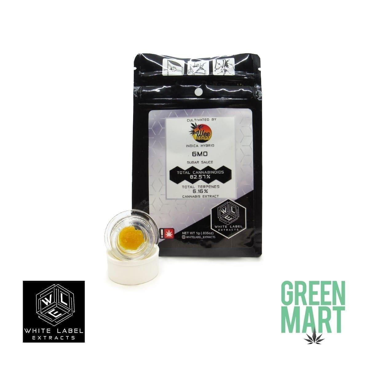 White Label Extracts - GMO Sugar Sauce
