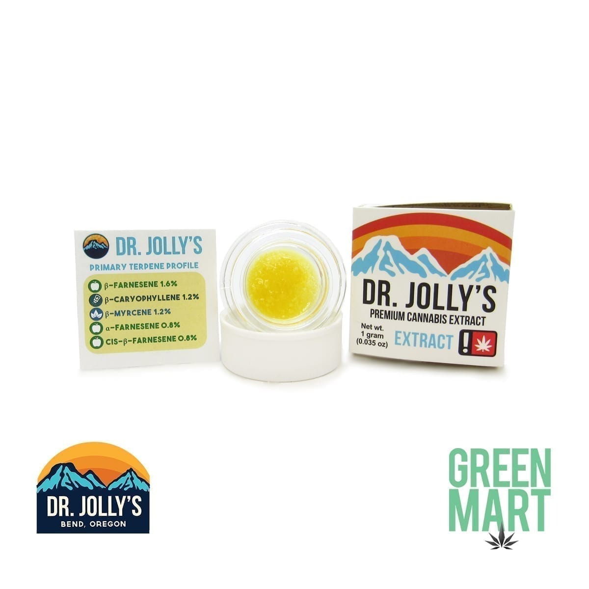 Dr. Jolly's Extracts - Green C