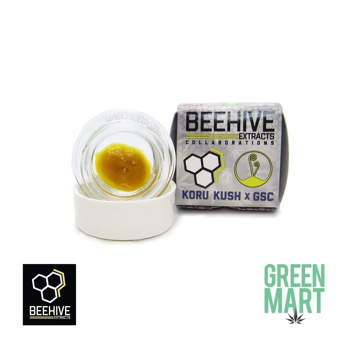 Bee Hive Extracts - Koru Kush X GSC