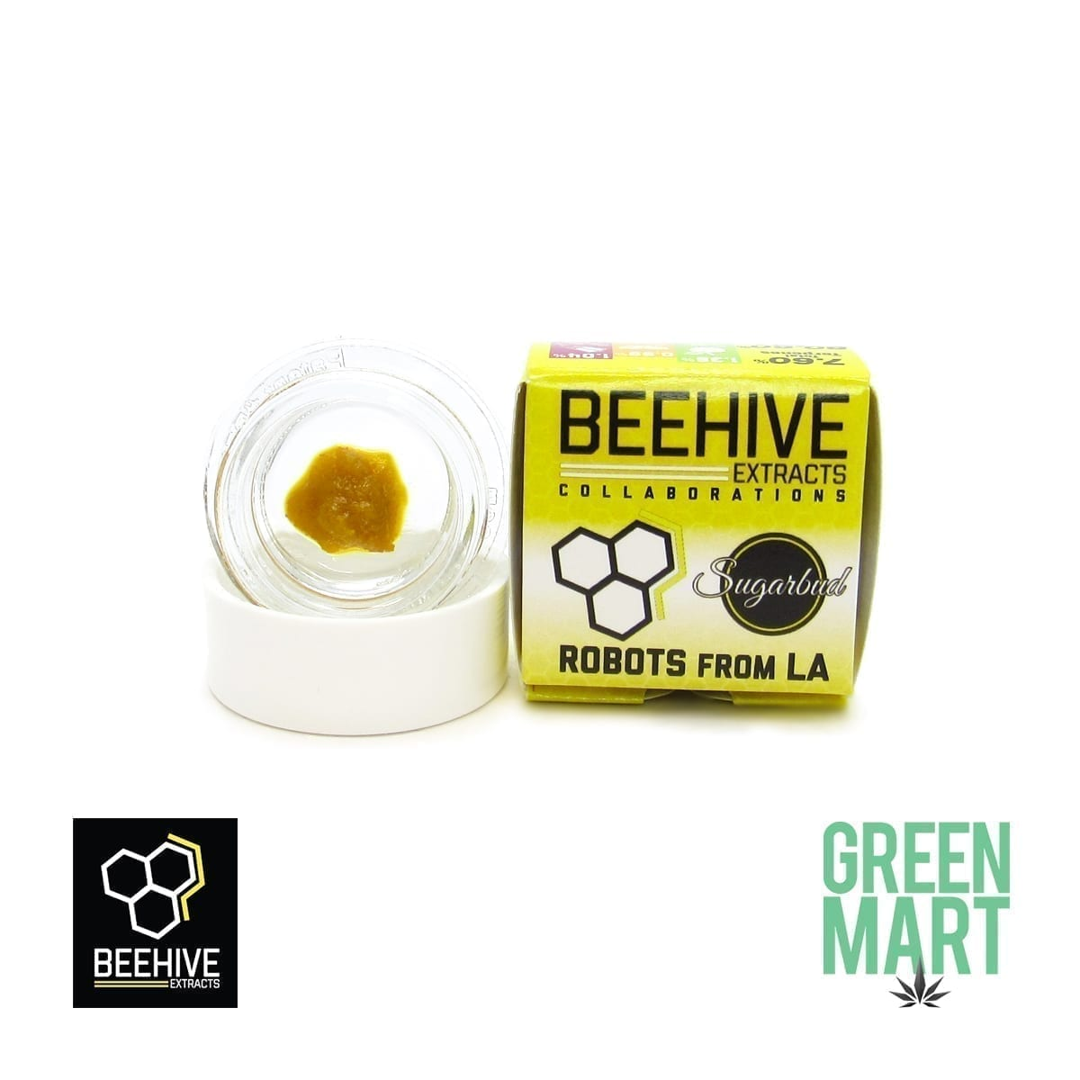 Bee Hive Extracts - Robots from LA
