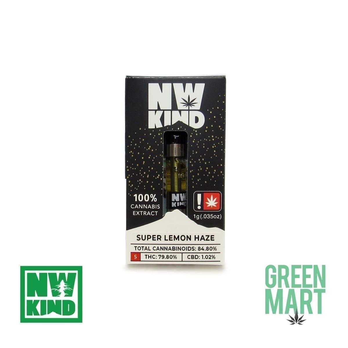 NW Kind Distillate Cartridge - Super Lemon Haze