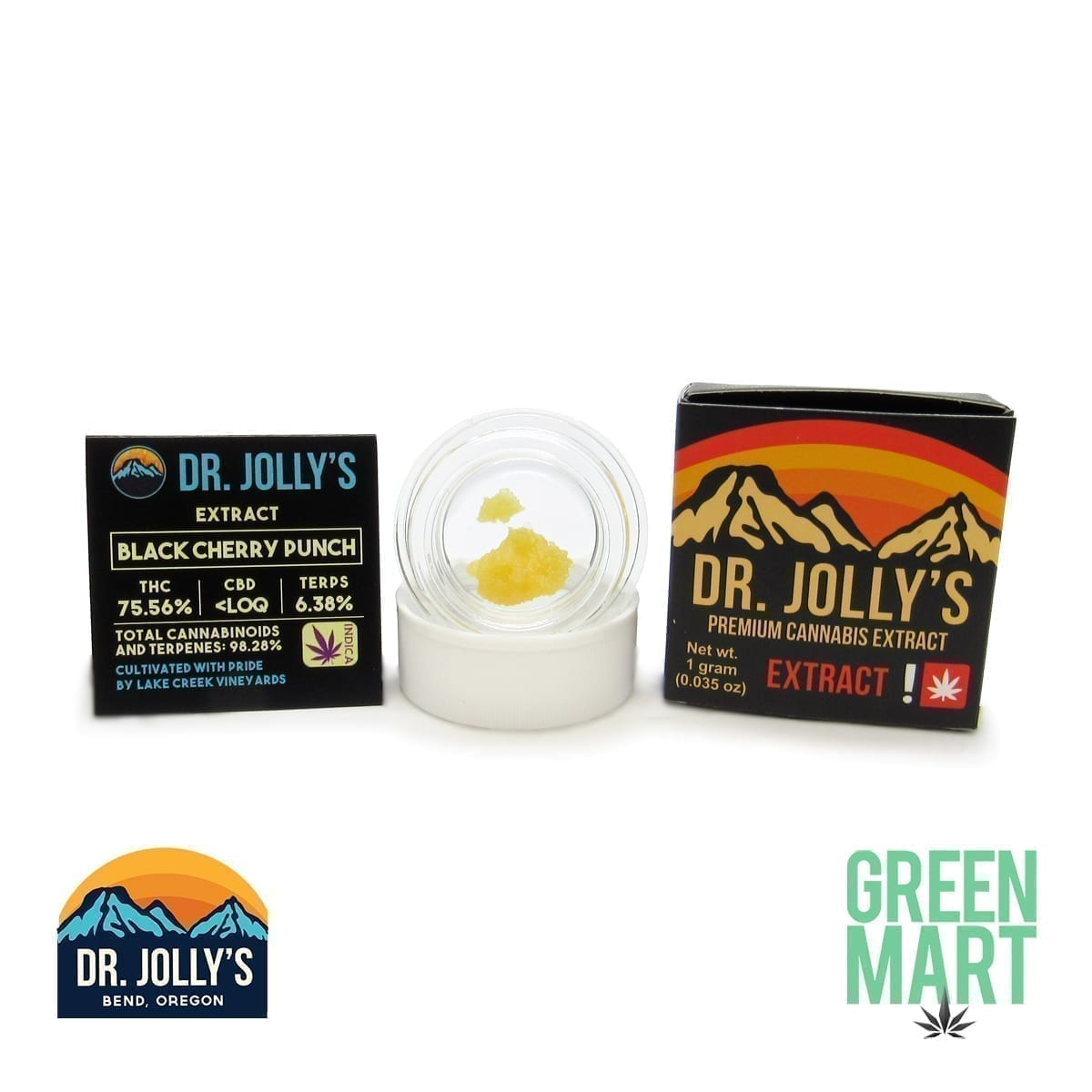 Dr. Jolly's Extracts - Black Cherry Punch