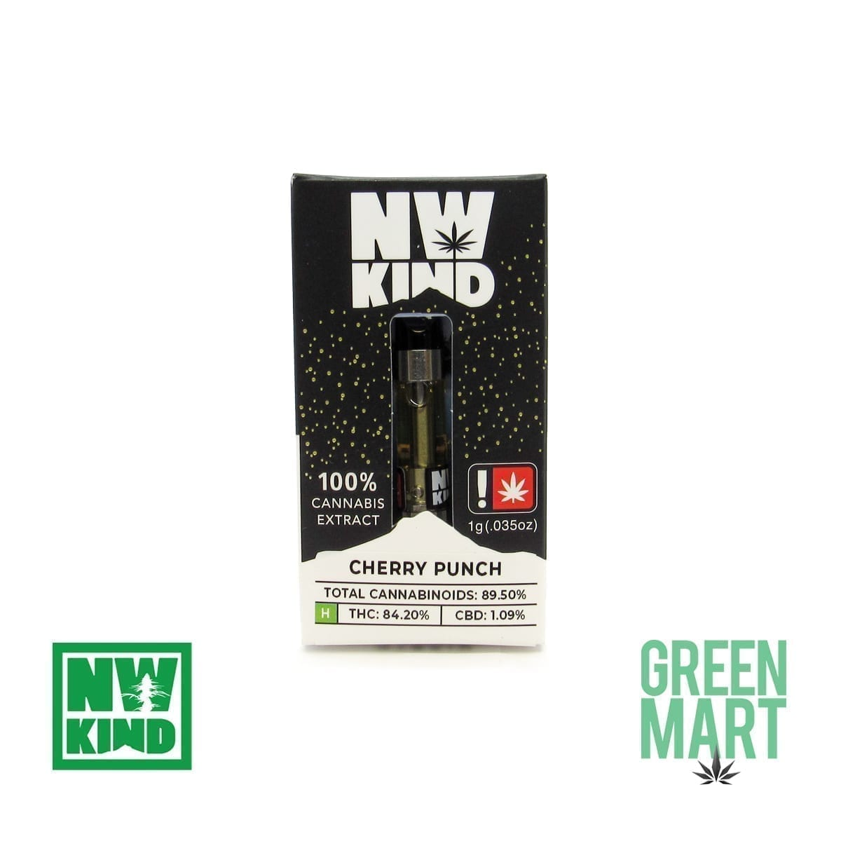 NW Kind Distillate Cartridge - Cherry Punch
